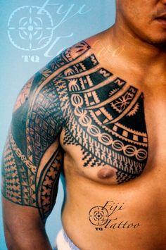 fijian woman warrior tattoos - Google Search
