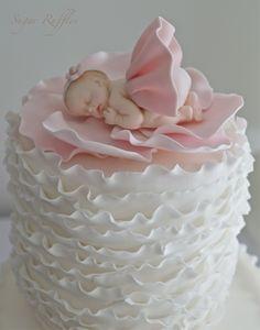 https://flic.kr/p/fKrqr5 | Christening Cake