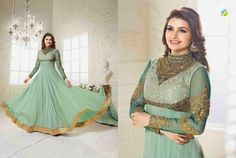 b0e6fb541b Prachi Desai, Anarkali Dress, Anarkali Suits, Bollywood Dress, Indian  Salwar Kameez,
