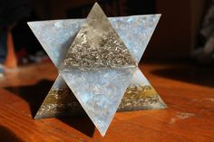 View topic - Glow in the dark merkabah orgonite - Forum for Orgonite and Tactical Orgone Gifting, How to make Cloud Busters (CBs), HHGs, and Succor Punches. Orgonite gifters, HAARP, Tesla, and Radionics discussion. Warrior Matrix.