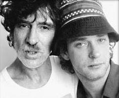 Charly y Gustavo, mis ídolos del Rock Argentino.