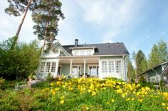 Hotels, Restaurant, Villas, Finland, Cottages, Mansions, House Styles, Home Decor, Cruises