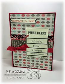 Your Next Stamp - Fun Charts, Awesome Borders Gumdrops Gum Drops, Hello Everyone, Fun Projects, Are You The One, Decorative Boxes, Friday Fun, Challenges, Stamp, Pure Products