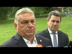 Prime Minister Viktor Orbán's press conference in Brussels - YouTube Prime Minister, Conference, Mens Sunglasses, Youtube, Brussels, News, Youtubers, Youtube Movies