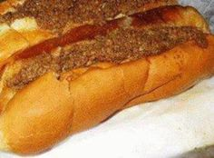 CONEY SAUCE for HOT DOGS Recipe