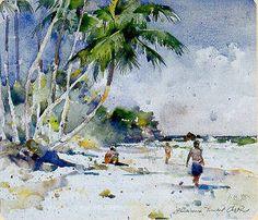 charles reid watercolors - Bing Images