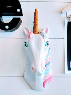 Unicorn Gallery Wall with Free Printable - Modern Moments