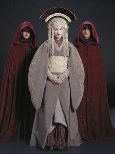 Natalie Portman in Star Wars Episode I , The Phantom Menace