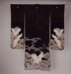 Japanese Kimono - Museum Cultural History / University of Oslo
