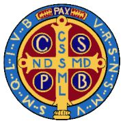 Jubilee Medal of St. Benedict, the most highly indulgenced medal of the Catholic Church