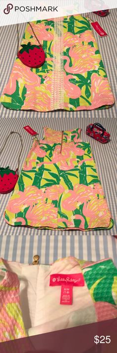 Lilly Pulitzer for target girls dress Iconic Lilly Pulitzer dress for girls in size 7-8 Price is firm Lilly Pulitzer for Target Dresses Casual