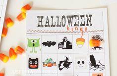 Halloween Bingo 5