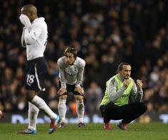 Tottenham vs Bolton (FA Cup 18/03/2012) #PrayForMuamba