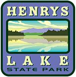 Henry's Lake State Park- outside Yellowstone's West Gate (15 mile)