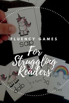 Are you looking for a way to increase reading engagement for your struggling readers? These phonics games are the perfect way to boost on task reading, and encourage reading practice. They can be used with any phonics program, just print the skill you are Reading Practice, Reading Games, Reading Fluency, Teaching Reading, Teaching Resources, Guided Reading, Dyslexia Teaching, Learning, Reading Intervention