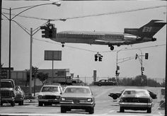 TIL that the former Stapleton International Airport in Denver had a runway that ran directly over the top of meaning vehicle traffic drove underneath airplanes via a tunnel Denver Tv, Denver Colorado, Back In The Day, Cool Pictures, Vintage Pictures, Historical Photos, Rocky Mountains, Small Towns, History