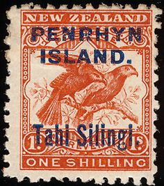 Kea stamps - mainly images - gallery format