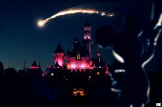 The happiest place on Earth...second only to the Harry Potter theme park