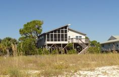 House vacation rental in Alligator Point from VRBO.com! #vacation #rental #travel #vrbo