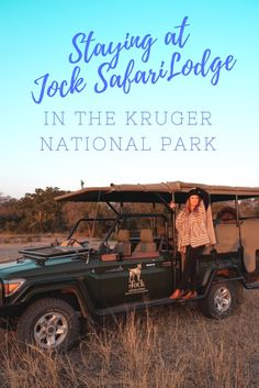Staying at Jock Safari Lodge in the Kruger - Tails of a Mermaid