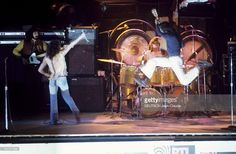 Foto di attualità : English Pop Group The Who Presents Their Last...