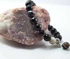 Siyah Akik Bileklik Beaded Bracelets, Jewelry, Jewlery, Bijoux, Pearl Bracelets, Schmuck, Jewerly, Jewels, Jewelery
