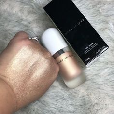 Received this Dew Drops Coconut Gel Highlighter as a complimentary for testing purposes from @influenster and @marcbeauty. #coconutglow #contest