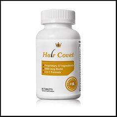 Hair Covet Hair Growth and Hair Loss Prevention Supplement for Women…