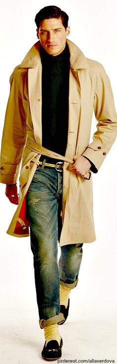 Ralph Lauren ~ FALL 2014 MENSWEAR Polo