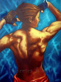 Oil on canvas 100x70