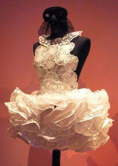 doily dress