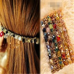 Meritina Beautiful Rhinestone Hairpin Decorative (Color Random? >>> You can find more details by visiting the image link.