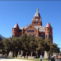 Near Kennedy memorial. Dallas TX.