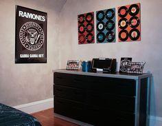 Rock 'n' Roll Boy's Bedroom | Flickr - Photo Sharing!