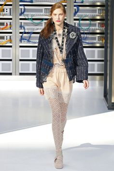 Chanel | Ready-to-Wear Spring 2017 | Look 59