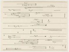 Fields of Indeterminacy: Toshi Ichiyanagi's Fluxus Scores Graphic Score, Experimental Music, John Cage, Fluxus, Music And Movement, Music Score, Partition, Sound Design, Mark Making