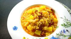 Borbás Marcsi szakácskönyve - Pásztortarhonya (2019.11.03.) Risotto, Ethnic Recipes, Food, Meals, Yemek, Eten