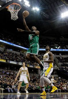 Celtics pick up one of their best wins of the season, beating the Pacers 83-81. Jeff Green's layup with 0.5 left proves to be the difference.