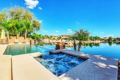 461 E Crescent Pl, Chandler AZ 85249 Pinelake Estates Waterfront Home