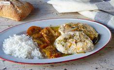 33 recetas rápidas, fáciles y deliciosas de pescado para cenas ligeras Salmon Y Aguacate, Fish And Seafood, Food Truck, Grilling, Grains, Keto, Chicken, Dinner, Cooking