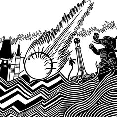 Official Radiohead and Radiohead-related news, tour tickets, merchandise and other miscellany since 1991 Stanley Donwood, Atoms For Peace, Double U, Tour Tickets, Radiohead, New Tattoos, Eye Candy, Indie, Playing Cards