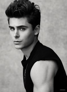 Zac Efron. Holy Goodness.
