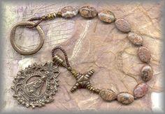 Rosary Workshop > + 20%-CMI.5701 - JASPER 'ZEHNER' - museum ...