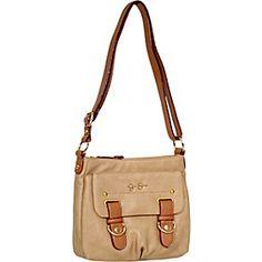 Jessica Simpson  Sheila Crossbody - Camel/Luggage - via eBags.com!