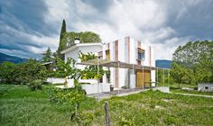 Casa Anoro, Sant Esteve de Palautordera, España - Anna & Eugeni Bach - © Jordi Bernadó