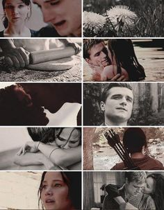 """Peeta says it will be okay. We have each other."""