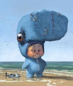 O Incrível talento do Ilustrador Bobby Chiu | Criatives | Blog Design, Inspirações, Tutoriais, Web Design