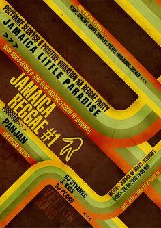 jamaica reggae 01 poster by ~betalifetester on deviantART
