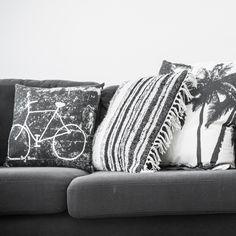 Black, White & Grey | Inspiratie | Eijerkamp #woontrend #sfeervol #wooninspiratie #woonideeën