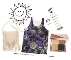 """""""Boho Chick!"""" by vanidclothing ❤ liked on Polyvore featuring Billabong, Forever 21 and Bobbi Brown Cosmetics"""